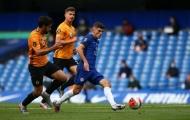 Điểm sáng hiếm hoi của Chelsea ngày thua đau Wolves