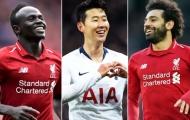 Đội hình kết hợp Spurs - Liverpool: Hàng công khủng nhất EPL và đôi cánh 'Phượng hoàng'