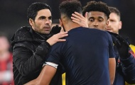 Hàng công Arsenal sa sút thảm hại, Arteta theo sát 'tiểu Zlatan'