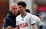 Nói 9 từ xác nhận tương lai Son, Mourinho khiến CĐV Spurs phấn khích tột độ
