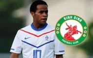 Bình Định chơi lớn, chiêu mộ cựu sao U20 Hà Lan, từng dự Europa League?