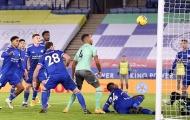 Everton hạ gục Leicester City, Top đầu Premier League lại chao đảo