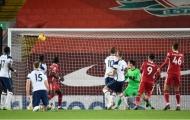 Hỏa tiễn phút cuối, Liverpool đoạt ngôi đầu từ tay Tottenham