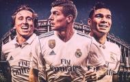 La Liga chú ý, 'xương sống' của Real Madrid đang trên đà 'hồi sinh'