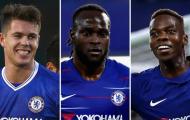 Top 10 ngôi sao bị Chelsea 'lãng quên'