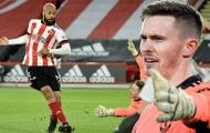 5 điểm nhấn Sheffield 2-3 Man Utd: Dean Henderson và ngày về u ám