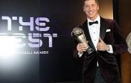Đánh bại Ronaldo và Messi, Lewandowski có ngay động thái đáng chú ý