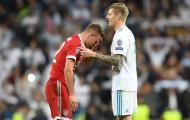 Kroos tiết lộ nguyên nhân rời Bayern để đến Real Madrid