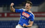 Napoli chốt giá bán 'người thừa', Tottenham có hành động?