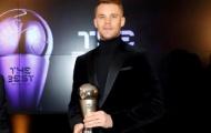 Neuer đoạt giải The Best, Alisson và Buffon lập tức lên tiếng