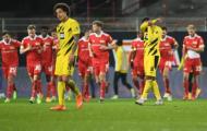 Chết bởi 'cố định', Dortmund thất thủ trước kẻ ngổ ngáo Union Berlin