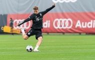 Hồi phục thần tốc, Bayern đón chào 'máy đếm nhịp' trở lại đội hình
