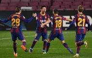 Barcelona không thắng, Messi vẫn san bằng kỷ lục không tưởng của Pele