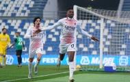 Chỉ mất 6,2 giây để mở tỷ số, AC Milan giữ vững ngôi đầu bảng Serie A
