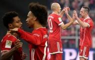 Chuyện gì đang xảy ra với 'cặp cánh thiên thần' của Bayern Munich?
