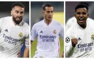 Cánh phải 'chết chóc' của Real Madrid