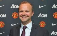 Ed Woodward cao minh, Man Utd thoát 'cú lừa 120 triệu euro' trong gang tấc