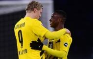 'Haaland và Moukoko có thể thi đấu cùng nhau'