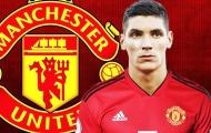 Hàng thủ trong mơ của Man Utd sau chợ Đông 2021: 'Vidic mới' góp mặt