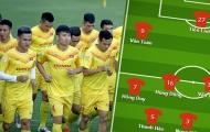 Đội hình ra sân ĐT Việt Nam đấu U22 Việt Nam: Cơ hội cho các tân binh