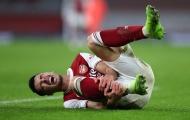 Mikel Arteta lên tiếng về chấn thương của 'ngọc quý' tuổi teen Arsenal