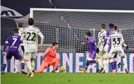 Nhận 'combo' thẻ đỏ + phản lưới nhà, Juventus thảm bại trước Fiorentina