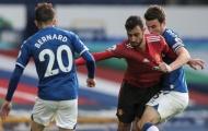 Tới 9 sự thay đổi, Man Utd ra sân với đội hình nào đấu Everton?