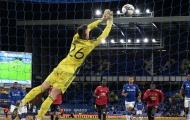 6 thống kê đáng chú ý trận Everton 0-2 M.U: Bức tường thép!