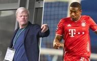 Không thể gia hạn với Alaba, sếp lớn Bayern đau đớn thừa nhận 1 điều