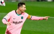 'Lionel Messi cũng giống như Michael Jordan'