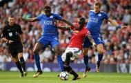 Michael Owen dự đoán kết quả có lợi cho Man Utd ở trận gặp Leicester