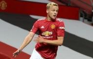 'Sếp lớn' ra tay, đổi 'phù thủy' lấy Van de Beek của Man Utd