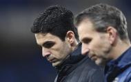 Sau David Luiz, Arteta lại vướng vào 'drama' với một sao Arsenal khác