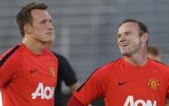 Wayne Rooney lên tiếng về tin đồn giải cứu Phil Jones khỏi Man Utd