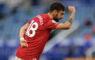 5 điểm nhấn Leicester 2-2 Man Utd: Bruno 'còng lưng'; Chết bởi khoảnh khắc