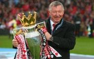 Man United và 8 lần ngược dòng để vô địch Premier League