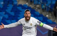 5 trung vệ sẵn sàng thay thế Sergio Ramos tại Real