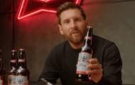 Nhận bia của Messi, Oblak và Buffon lập tức phá vỡ im lặng