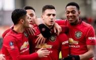 Man United và 6 'cục nợ' cần trảm ngay tháng Giêng