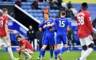 10 thống kê khủng khiếp Leicester 2-2 M.U: Hung thần Big Six; Fernandes quá dữ dội