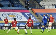 TRỰC TIẾP Leicester City 2-2 Man Utd (KT): Hai đội chia điểm