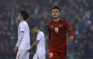 Quang Hải toả sáng, ĐT Việt Nam vẫn hoà đáng tiếc trước U22