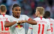 """Arsenal bất ngờ đưa """"máy kiến tạo"""" của RB Leipzig vào tầm ngắm"""