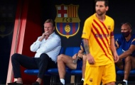 'Kẻ thừa' Barca giờ lại đang 'đại náo' La Liga, Koeman có tiếc nuối?
