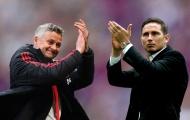 """Ole """"ra dáng"""" Sir Alex, CĐV Man Utd lập tức chế nhạo Frank Lampard"""