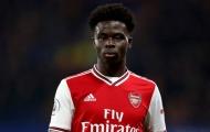 Bừng sáng trong cơn khủng hoảng, 'kẻ cứu rỗi Arsenal' giờ chỉ thua mỗi Jadon Sancho
