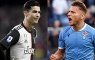 Đội hình hay nhất năm 2020 của Serie A: Ronaldo kề vai 'vua dội bom'