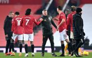 Tại Old Trafford, Man Utd tìm thấy 'chiến thần trên không'