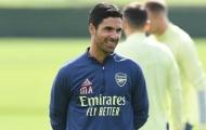Fabrizio Romano xác nhận cái tên đầu tiên rời Arsenal trong tháng Một