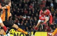 Sự giống nhau đến kinh ngạc giữa bàn thắng của Rashford và Park Ji-sung vào lưới Wolves